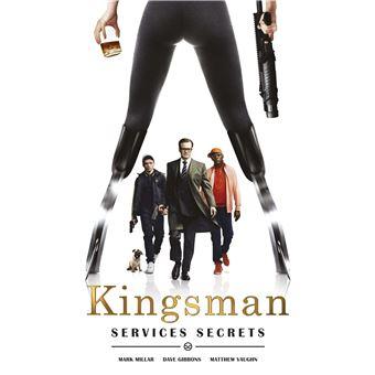 Kingsman Secret ServiceKingsman T01 (prix découverte)