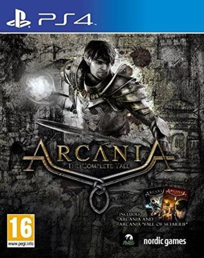 Arcania The Complete Tale PS4 - PlayStation 4