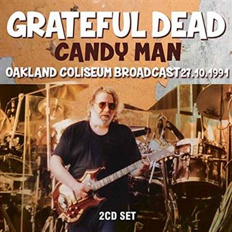 Candy Man Oakland Coliseum Broadcast 1991