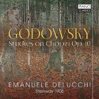 Godowsky : Etudes d'après Chopin Opus 10