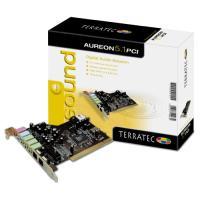 TERRATEC Aureon 5.1 PCI - geluidskaart
