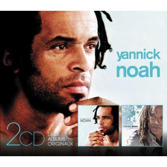 YANNICK NOAH/CHARANGO/2CD