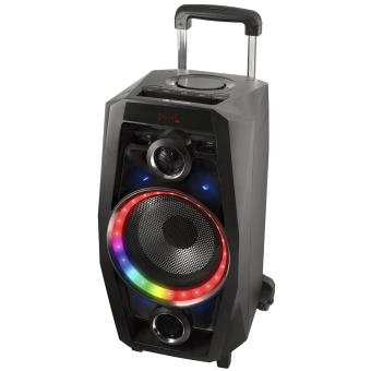 enceinte bluetooth ngs premium wild disco enceinte centrale achat prix fnac. Black Bedroom Furniture Sets. Home Design Ideas