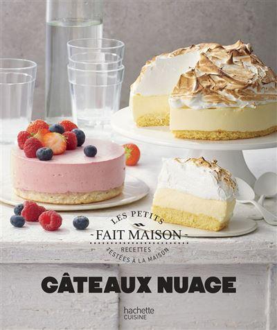 Gâteaux nuages - 9782017055709 - 5,99 €
