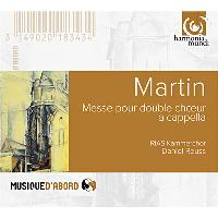 Messe pour double choeur a capella