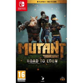 Mutant year zero : road to eden deluxe