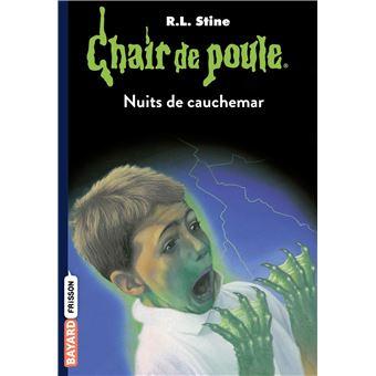 Horrorland Nuits De Cauchemar Tome 37 Chair De Poule
