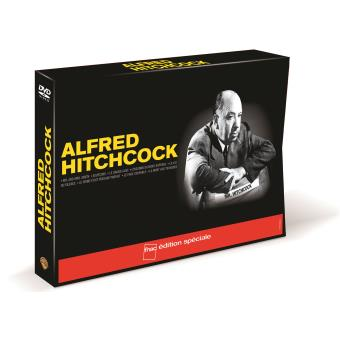 Hitchcock Prestige DVD