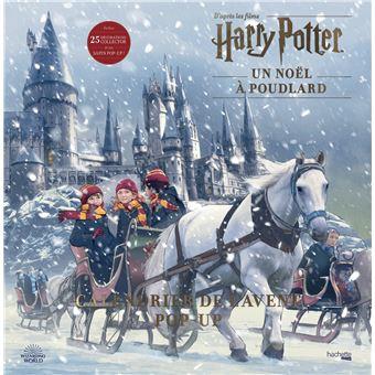 Harry Potter   Un Noël à Poudlard   Calendrier de l'avent Pop up