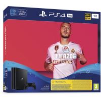 PS4 pro 1TB + Fifa 20/ PS+ 14 days