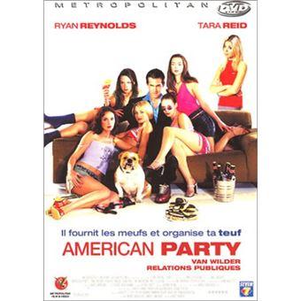 American Party Edition Prestige DVD