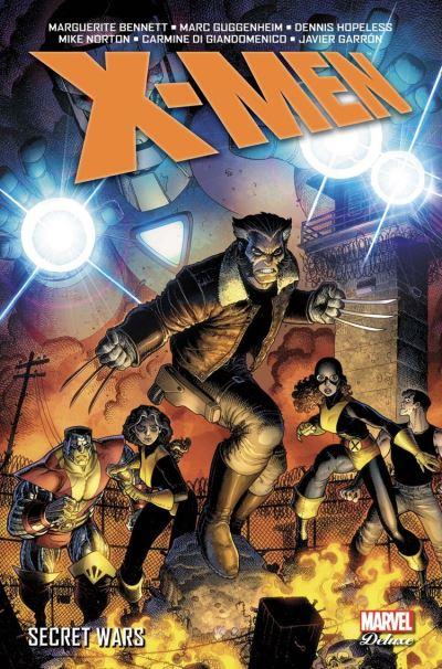 X-Men - Secret Wars - 9782809483321 - 21,99 €