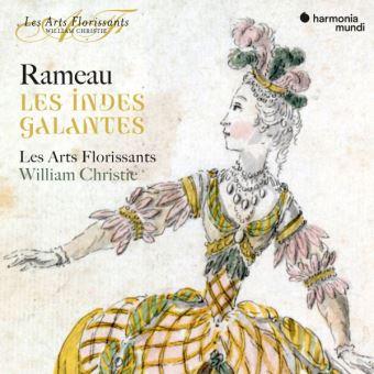Rameau: Les Indes Galantes - 3CD