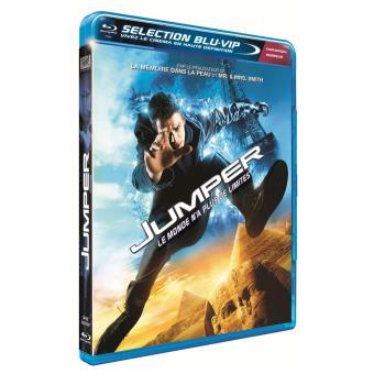 Jumper Blu-ray