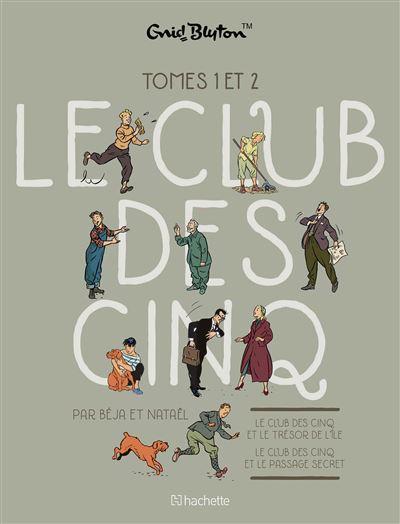 LE CLUB DES 5 - Étui T1 +