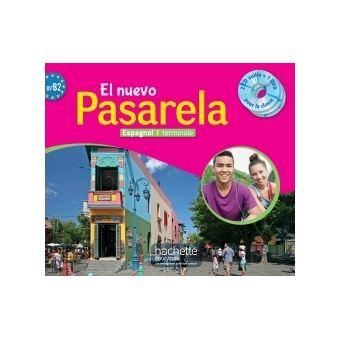 El Nuevo Pasarela Espagnol Terminale Coffret Cd Dvd Classe Ed 2016