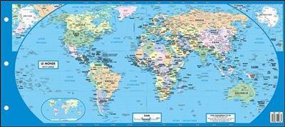 carte-geographique - Photo