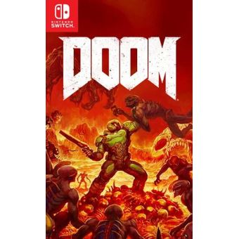 Doom  NL SWITCH