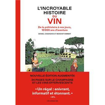 L'Incroyable Histoire du vin NED