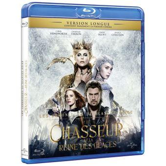 Le Chasseur et la Reine des Glaces Blu-ray