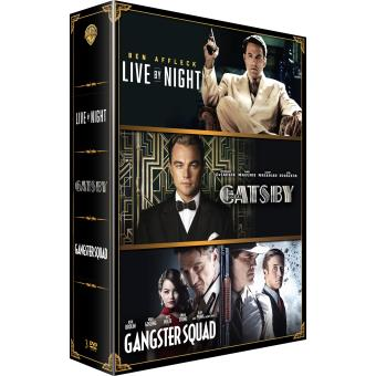 Coffret Prohibition DVD