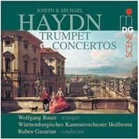 Concertos pour trompette - Super Audio CD hybride