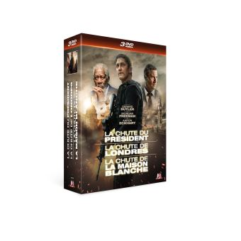 La Chute de la Maison-BlancheCoffret La Chute La Trilogie DVD