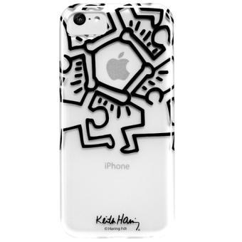 Coque Case Scenario Keith Haring pour iPhone 5c, People