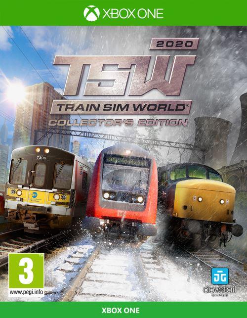 Train Sim World 2020 Collector's Edition Xbox One