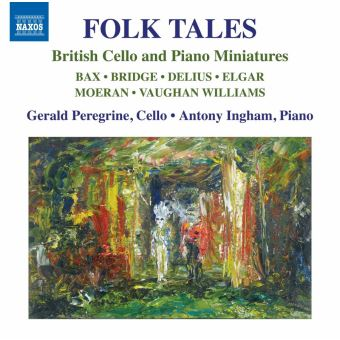 Folk Tales British Cello And Piano Miniatures