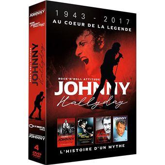 Johnny hallyday 1943 2017 au coeur de la legende