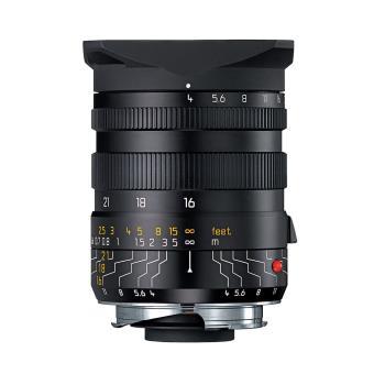 Leica Tri-Elmar-M f/4.0 16-18-21mm ASPH. Hybride Lens Zwart