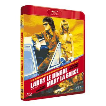 Larry le dingue, Mary la garce Blu-ray