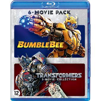 TRANSFORMERS 1-5/BUMBLEBEE-BOX-BIL-BLURAY
