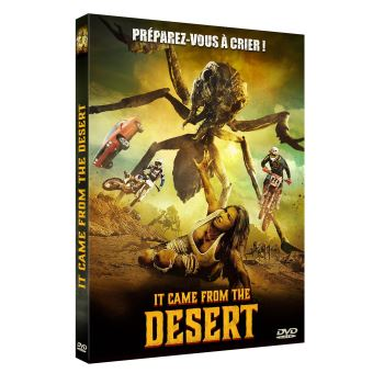 IT CAME FROM THE DESERT-FR