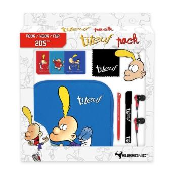 Pack Subsonic Titeuf pour Nintendo 2DS