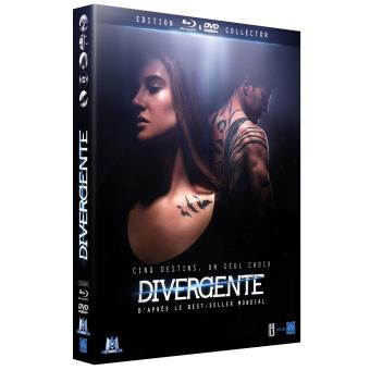 Divergente Combo Blu-Ray + DVD Edition Collector