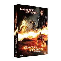 Ghost Rider - Ghost Rider 2 : L'Esprit de Vengeance - Coffret