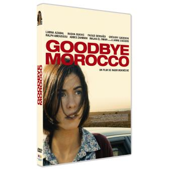 Goodbye Morocco DVD