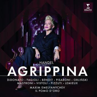 Handel: Agrippina - 3CD