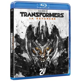 TransformersTransformers 2 La revanche Blu-ray