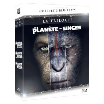La planète des singesCOFFRET LA PLANETE DES SINGES (3 FILMS)-FR-BLURAY