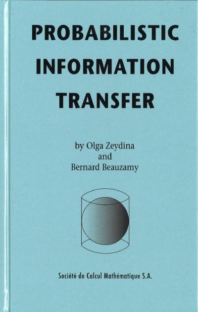 Probabilistic information transfer