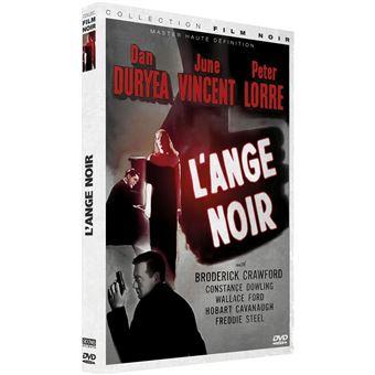 L'ange noir DVD