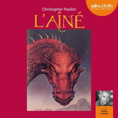 Eragon 2 - L'Aîné - L'Héritage 2 - Format Téléchargement Audio - 9791035400453 - 25,45 €