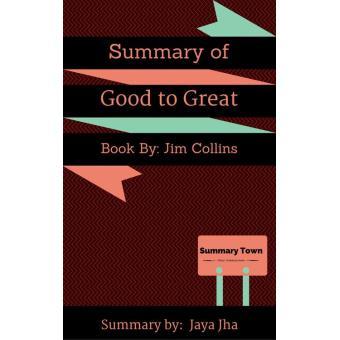 Good To Great Jim Collins Epub