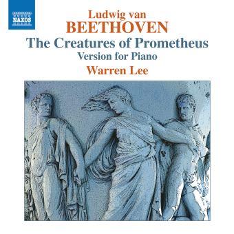 Creatures de Prométhée Version pour piano