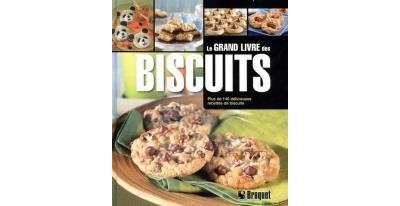 Le grand livre des biscuits