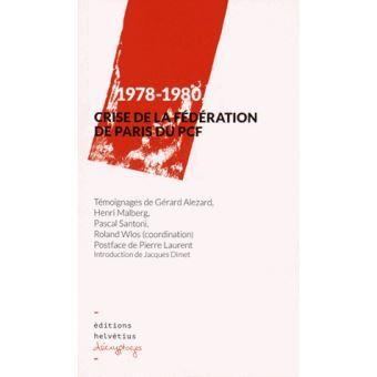1978-1980 crise de la federation de paris du pcf