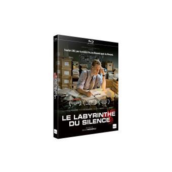 Le labyrinthe du silence Blu-ray